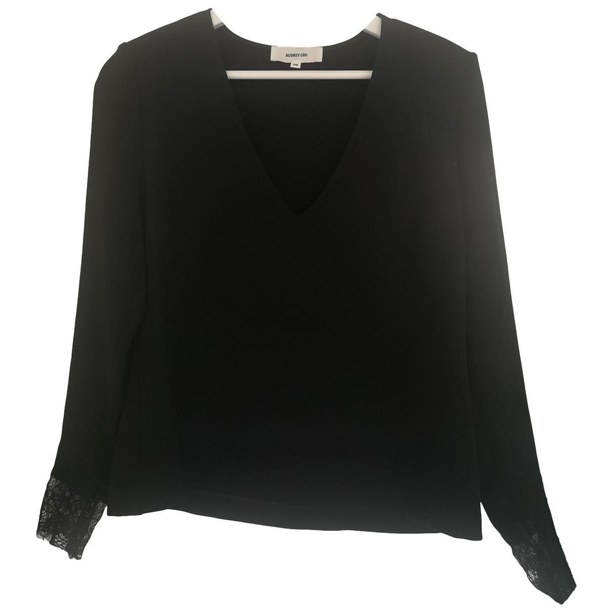 Audrey Lbd \N Black  top for Women 36 FR