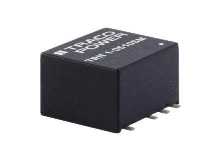 TRACOPOWER TRN 3SM 3W Isolated DC-DC Converter Surface Mount, Voltage in 9 → 18 V dc, Voltage out 5V dc