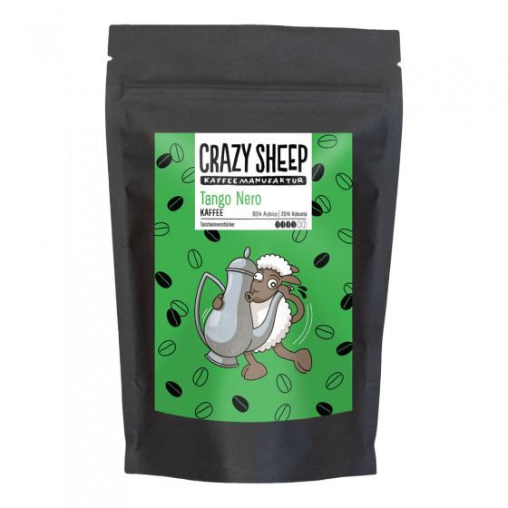 "Kaffeebohnen Crazy Sheep Kaffeemanufaktur ""Tango Nero Kaffee"", 250 g"