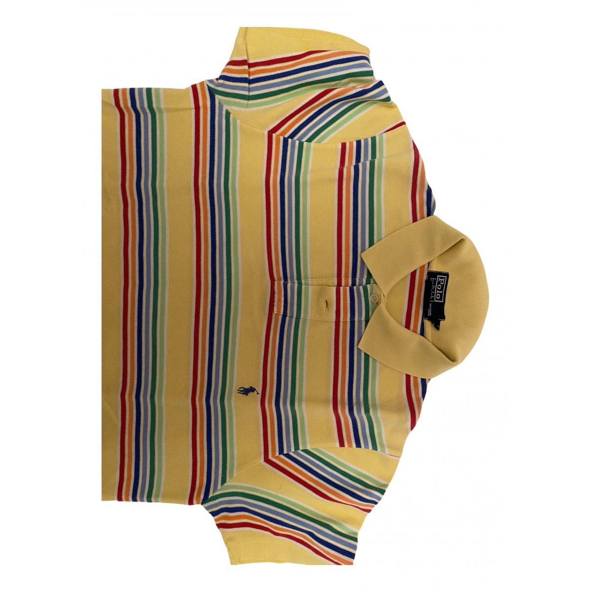 Polo Ralph Lauren - Polos Polo ajuste manches courtes pour homme en coton - multicolore