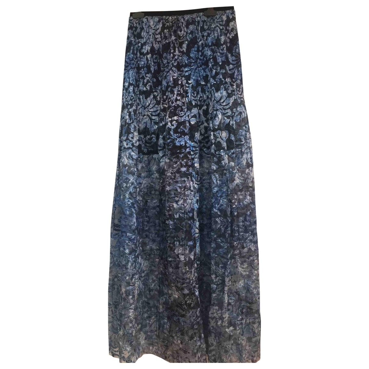 Elie Tahari \N Rocke in  Blau Polyester