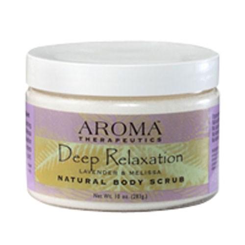Body Scrub Deep Relaxation 10 Oz by Abra Therapeutics