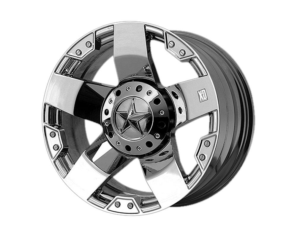 XD Series XD77522966238 XD775 Rockstar Wheel 22x9.5 6x6x135/6x139.7 +38mm Chrome