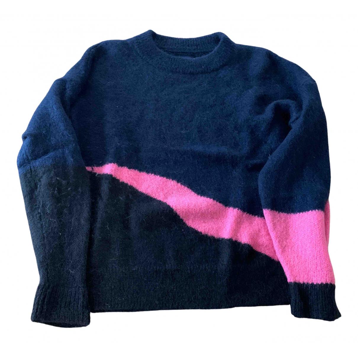 Zadig & Voltaire - Pull   pour femme en laine - noir