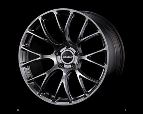 Volk Racing WK6AX48MME G16 Wheel 20x9.5 5x112 48mm Brightening Metal Dark
