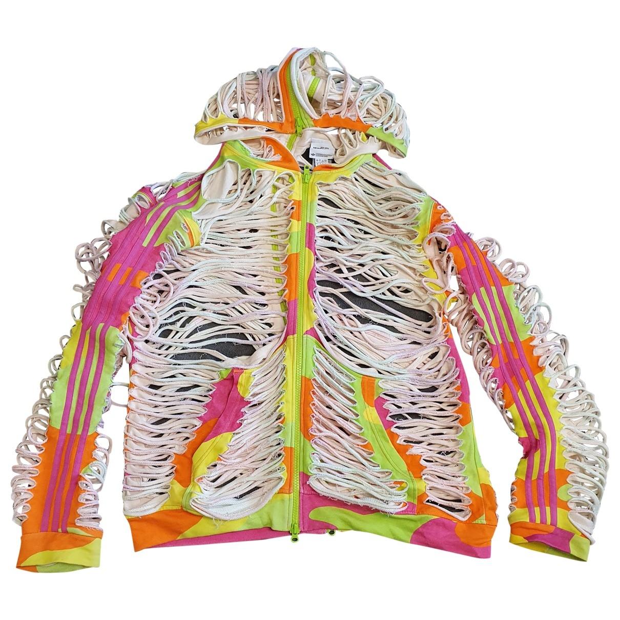 Jeremy Scott Pour Adidas \N Pullover.Westen.Sweatshirts  in  Bunt Baumwolle