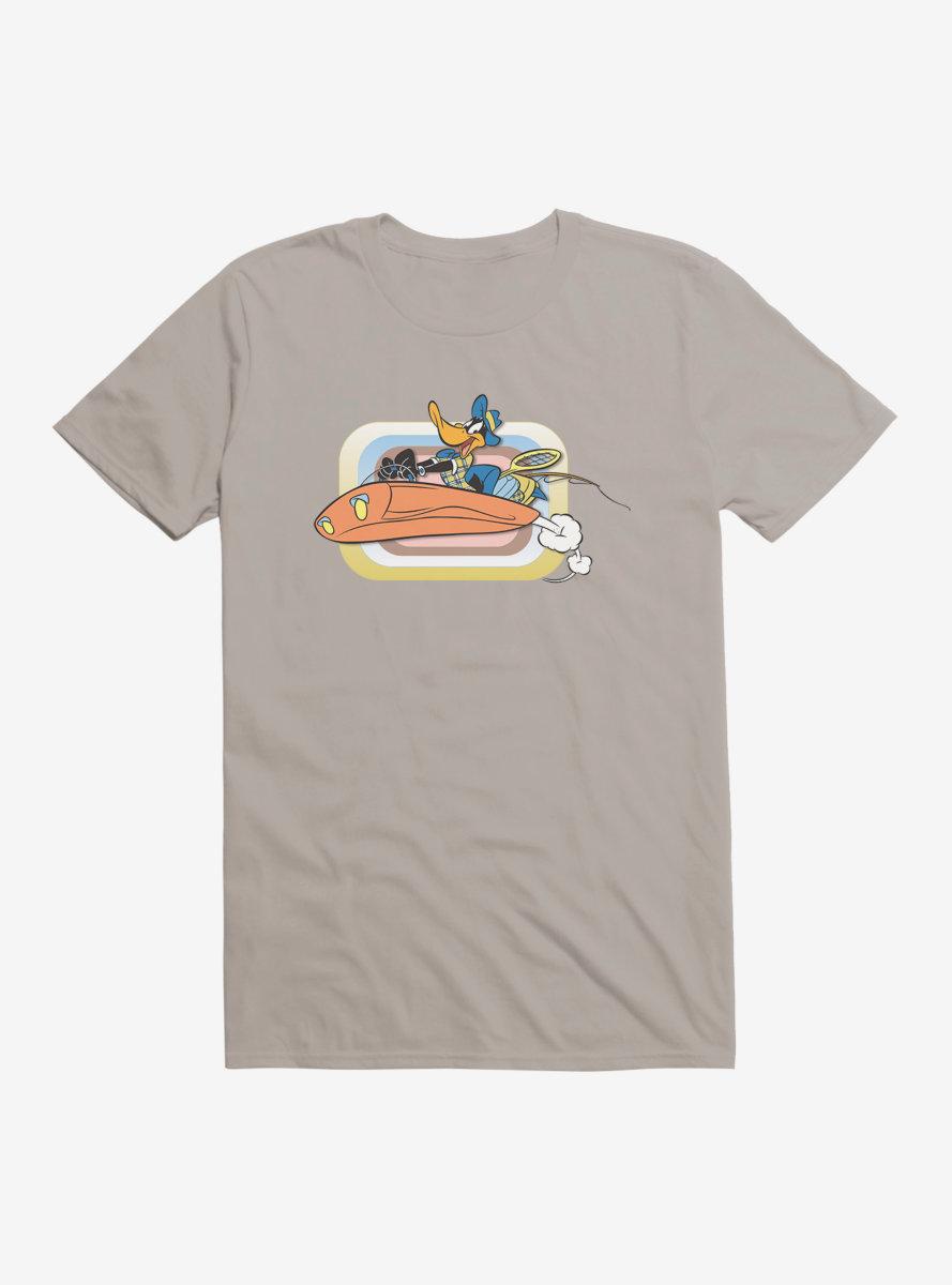 Looney Tunes Daffy Duck Flying High T-Shirt