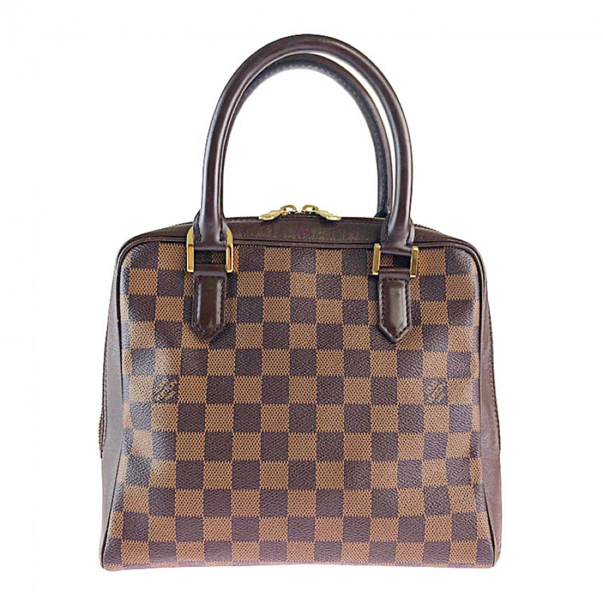 Bolso  Brera de Lona Louis Vuitton