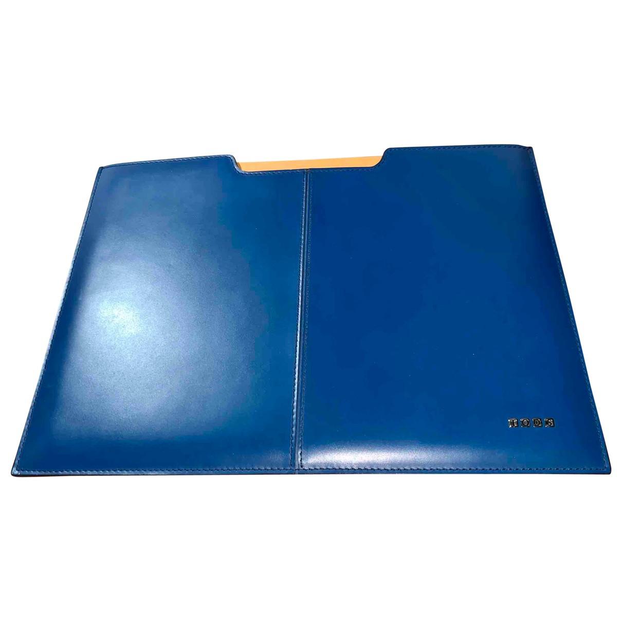 Tods - Accessoires   pour lifestyle en cuir - bleu