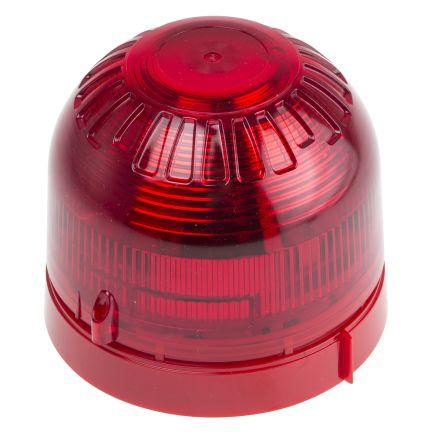 Klaxon PSB Xenon Beacon, 10 → 60 V dc, Flashing, Base Mount