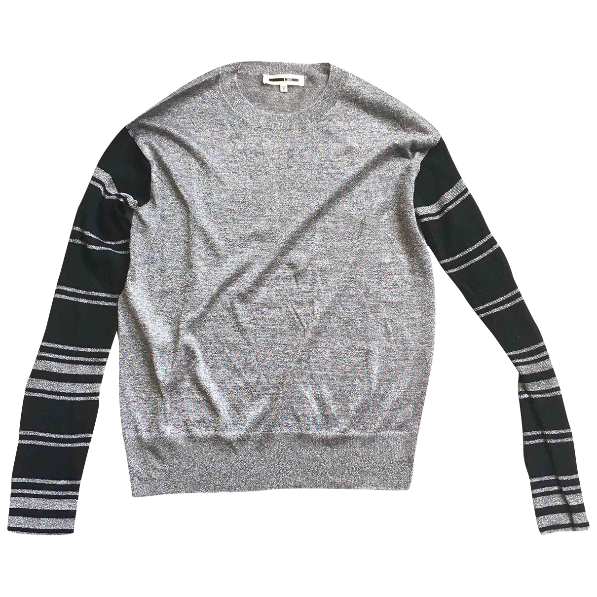 Mcq \N Pullover in  Bunt Synthetik