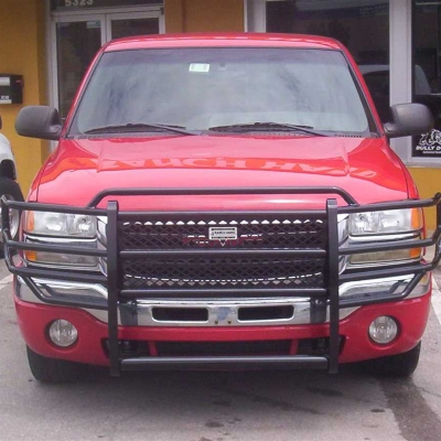 Ranch Hand Legend Series Grille Guard (Black) - GGG031BL1
