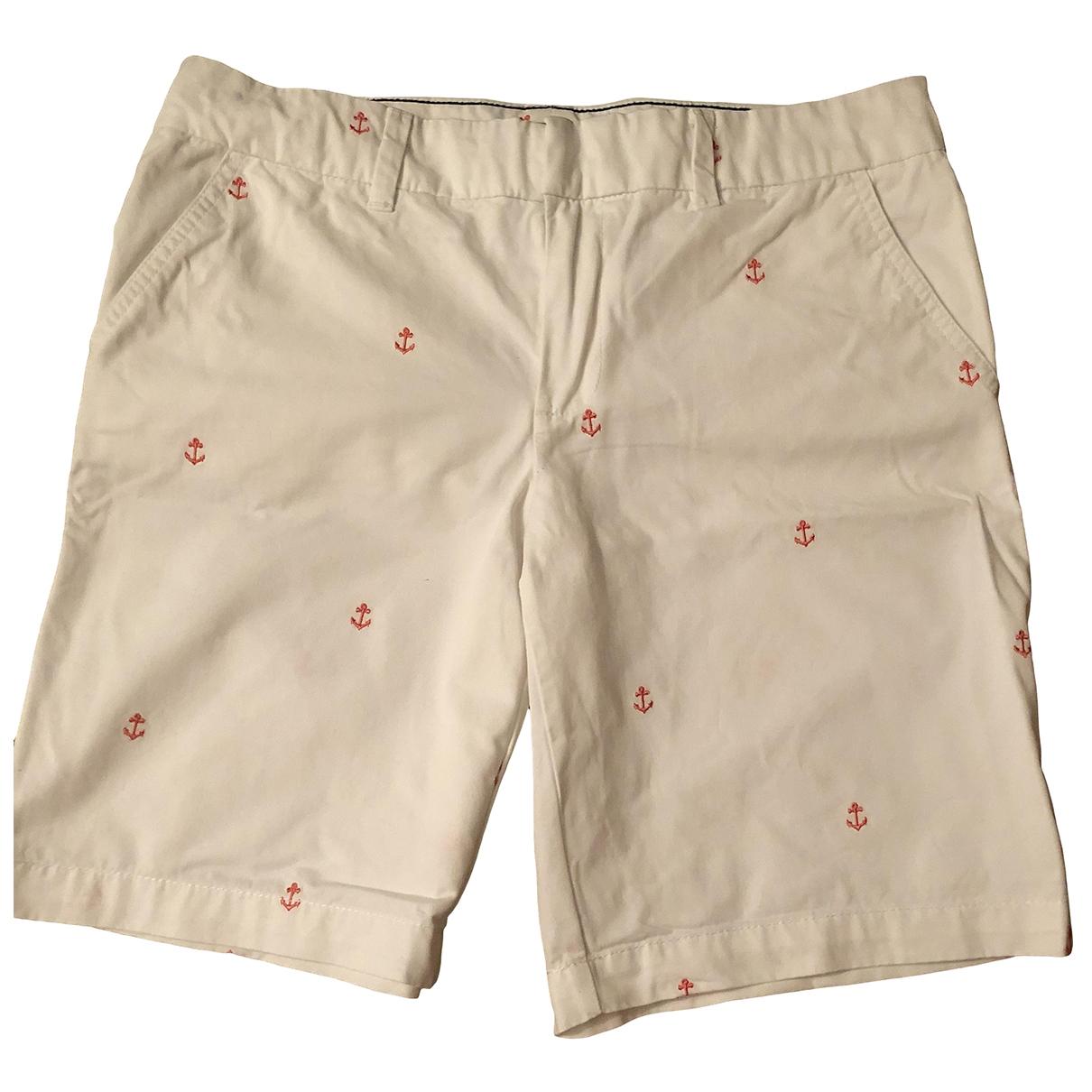 Tommy Hilfiger \N Shorts in  Weiss Baumwolle - Elasthan
