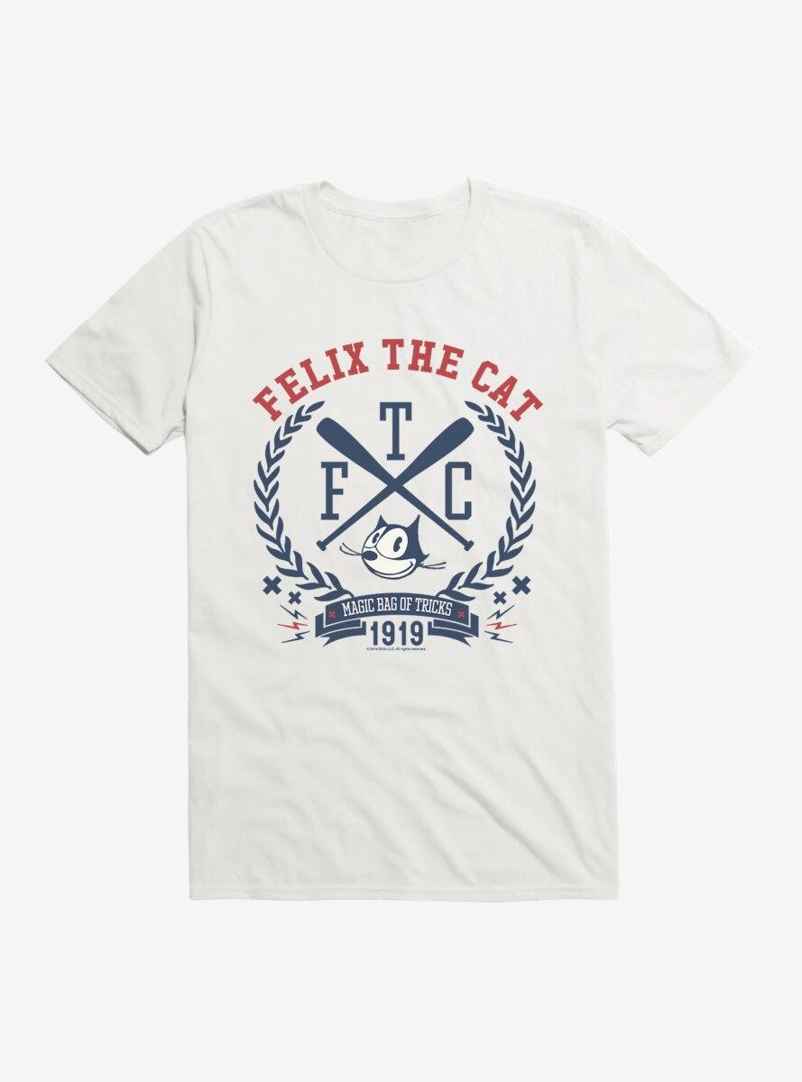 Felix The Cat Magic Bag Of Tricks T-Shirt