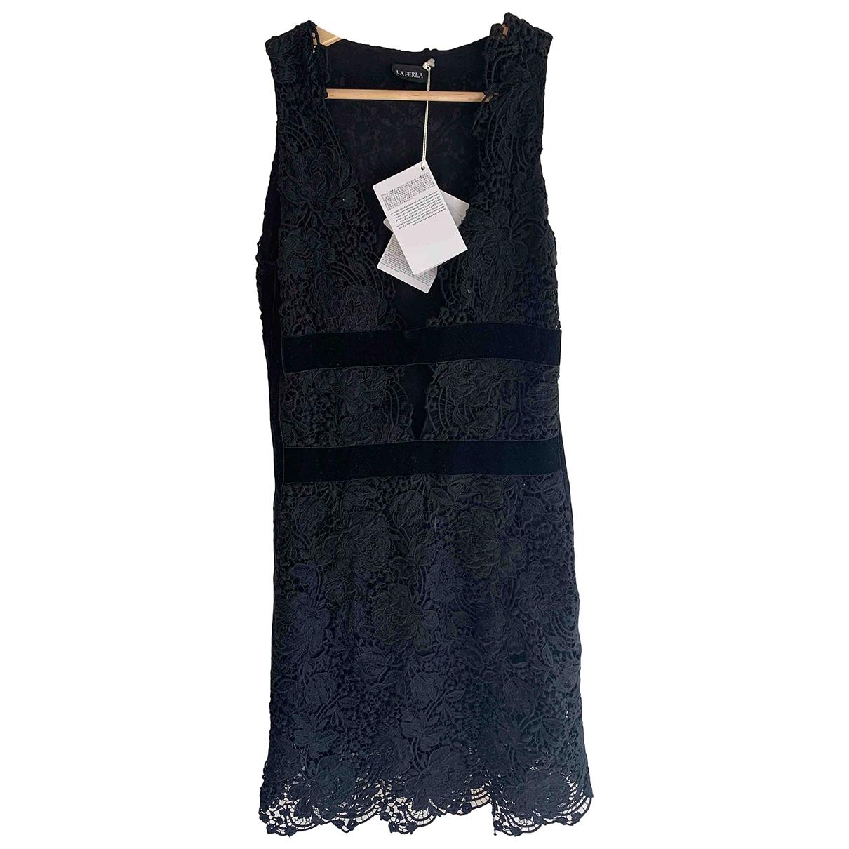 Mini vestido La Perla