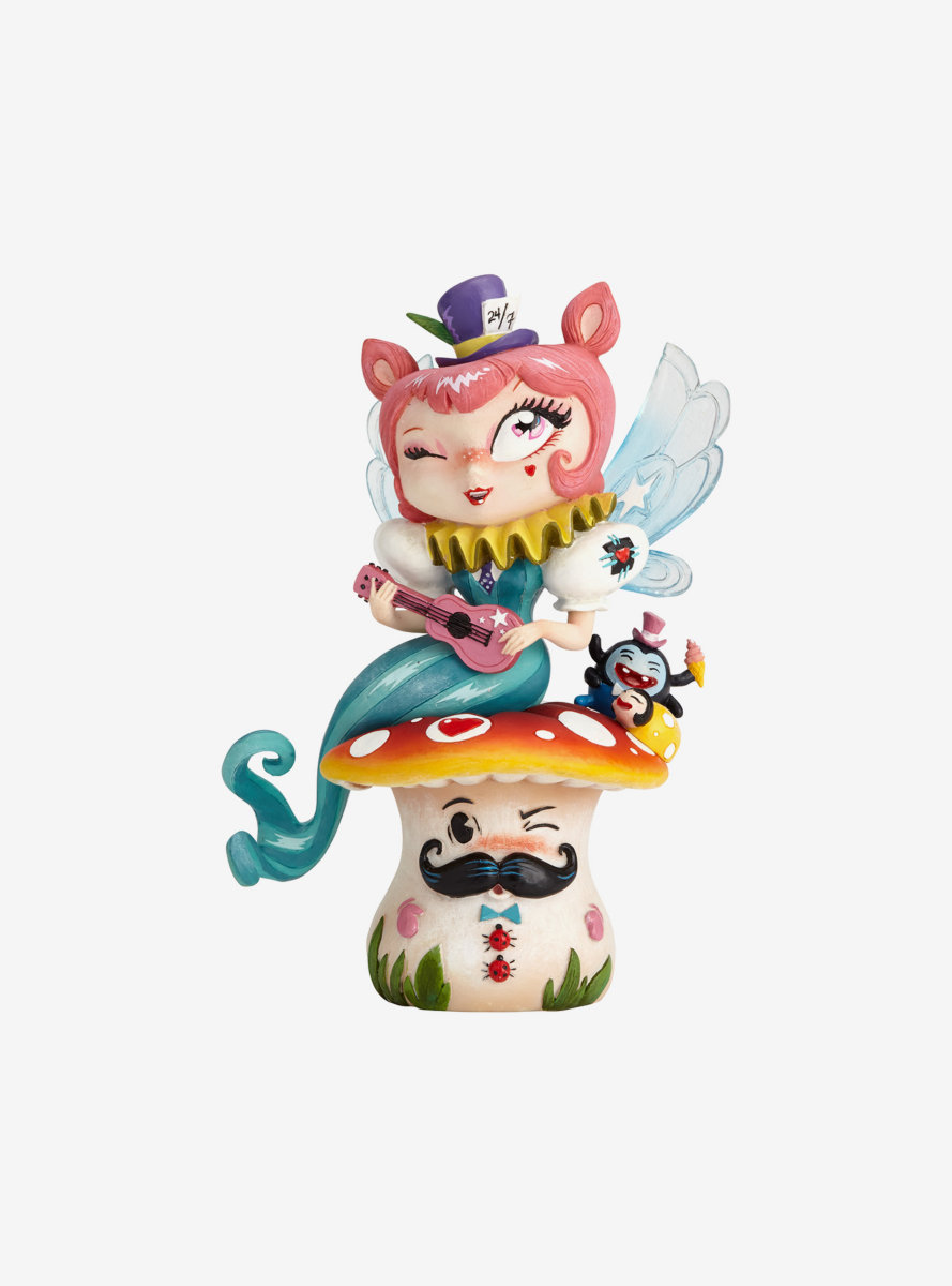 Miss Mindy Mermaid Quartet Figure