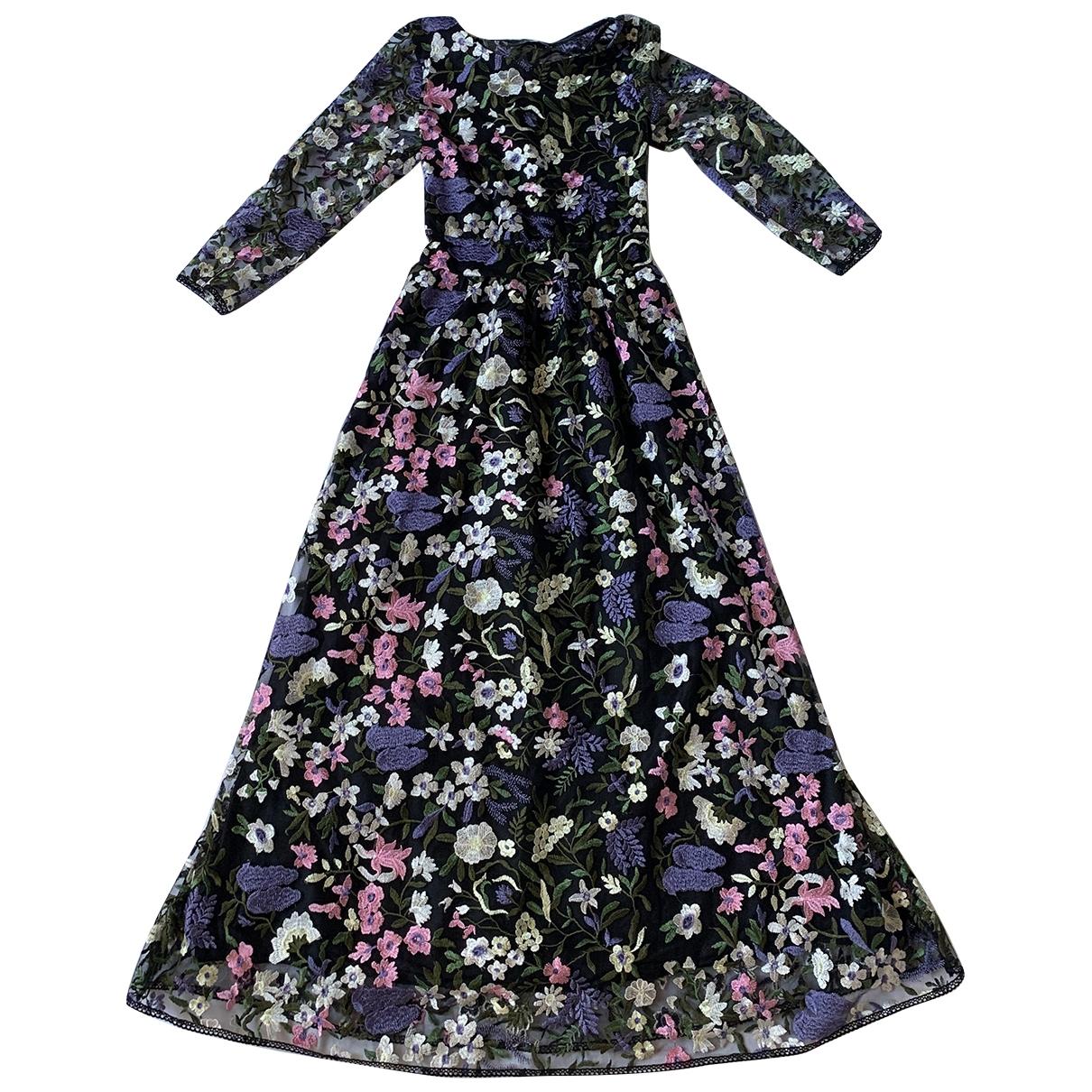 - Robe Hippie Chic pour femme - multicolore