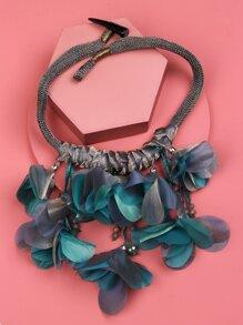 Flower Decor Necklace