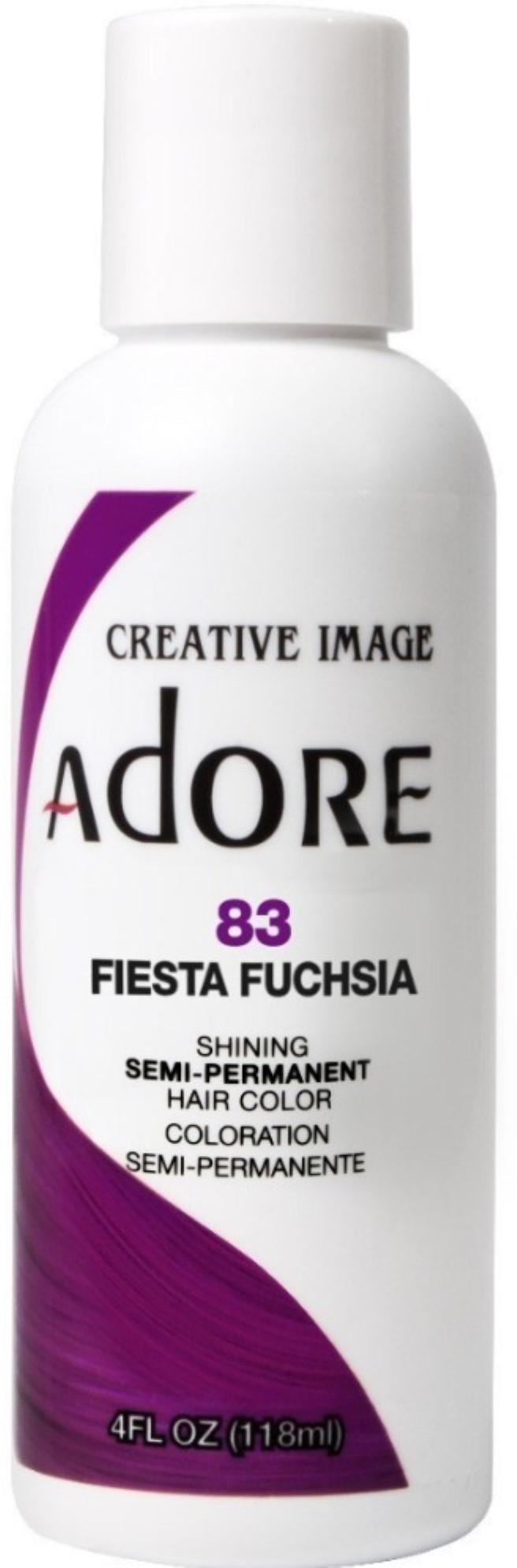 Semi-Permanent Haircolor - 83 Fiesta Fuchsia