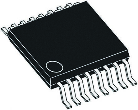 Analog Devices LT1956EGN#PBF, 1-Channel, Step Down DC-DC Converter, Adjustable, 1.5A 16-Pin, SSOP