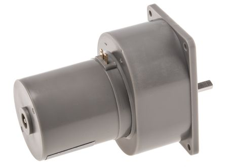 Philips , 12 V dc, 30 Ncm DC Geared Motor, Output Speed 60 rpm