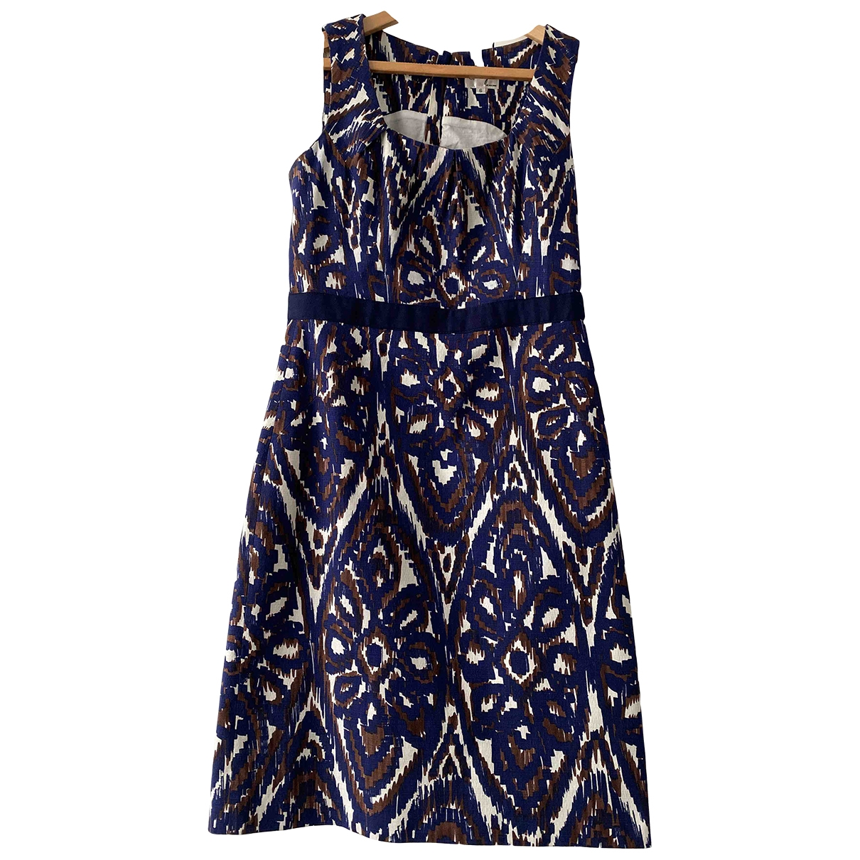 Milly \N Navy Cotton dress for Women 6 US