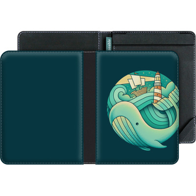 tolino vision 4 HD eBook Reader Huelle - Into The Ocean von Enkel Dika