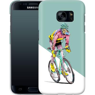 Samsung Galaxy S7 Smartphone Huelle - Bikero von Boell Oyino