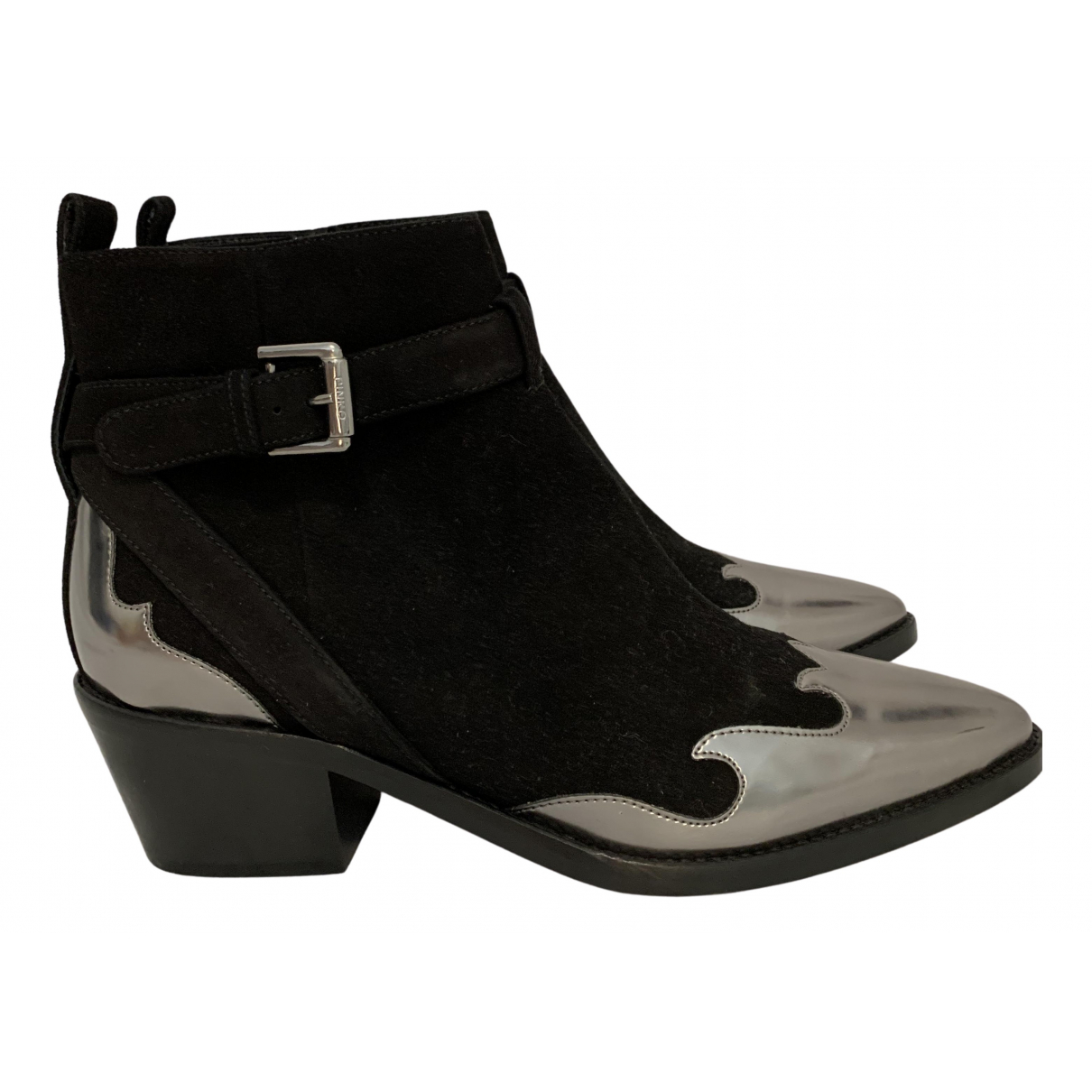 Pinko N Black Boots for Women 40 IT