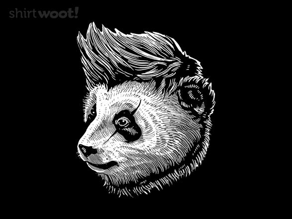 Funky Panda T Shirt