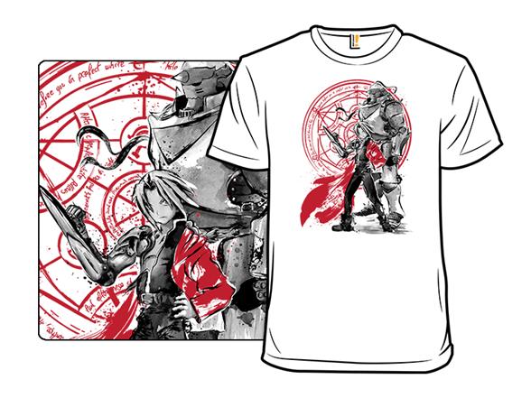 Alchemist Brothers T Shirt