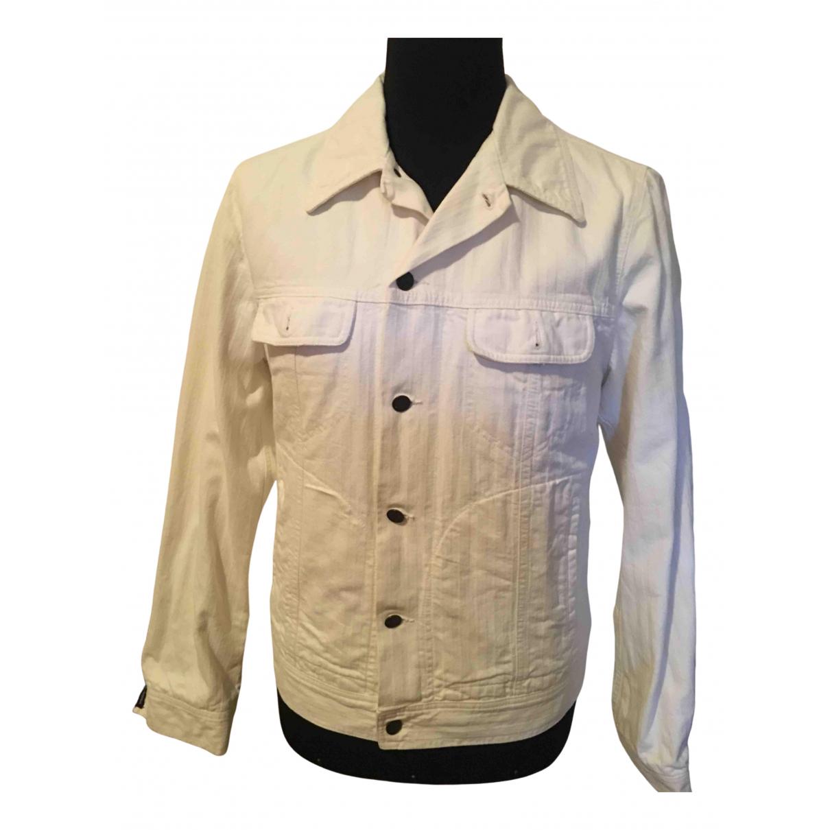Dolce & Gabbana \N White Cotton jacket  for Men 46 IT