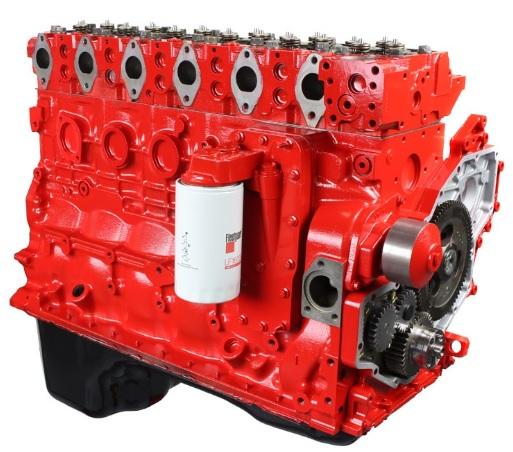 Industrial Injection PDM-59STKLB-L Cummins Common Rail Premium Stock Plus Long Block Engine Dodge 5.9L 2003-2007