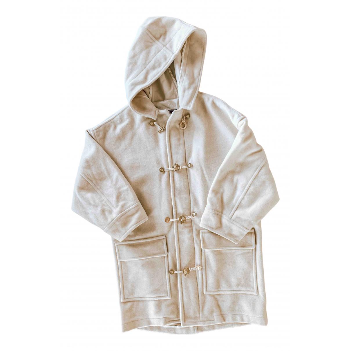 Versace Jean - Manteau   pour femme en laine