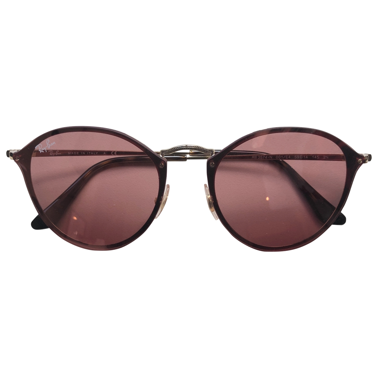 Ray-ban \N Pink Sunglasses for Women \N