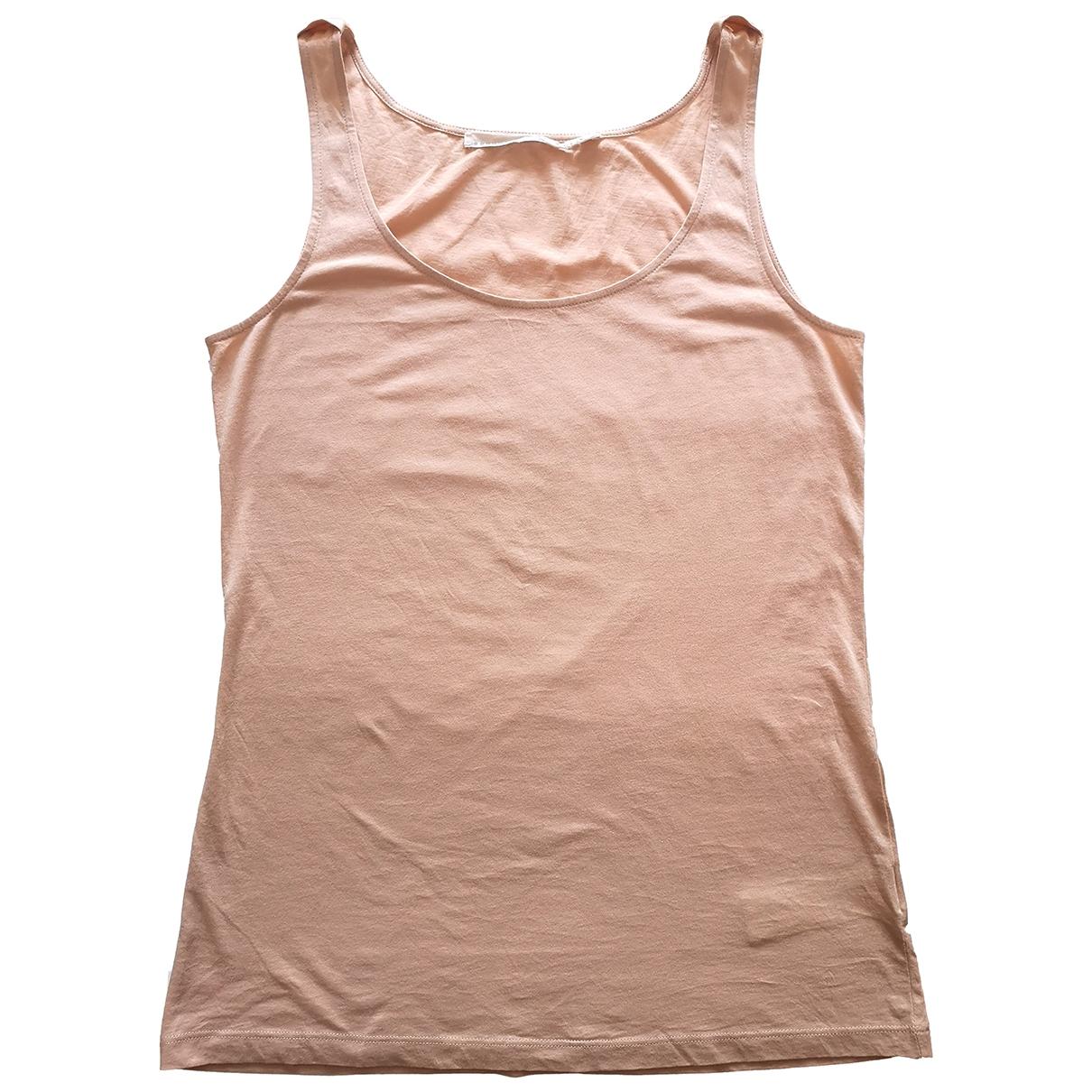 Schumacher - Top   pour femme en coton - beige