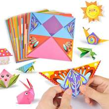 1pack Cartoon Random Origami
