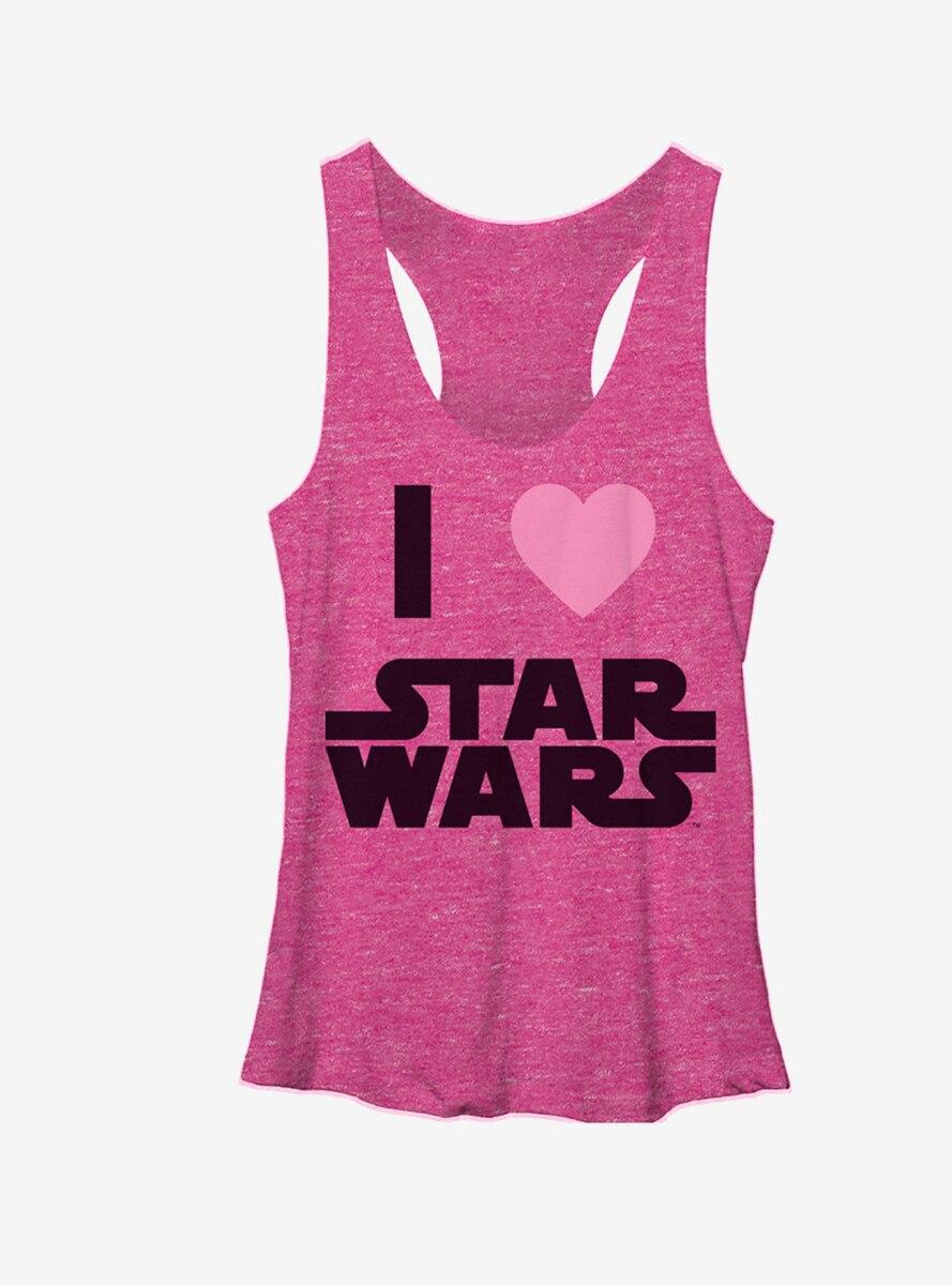 Star Wars True Love Womens Tank