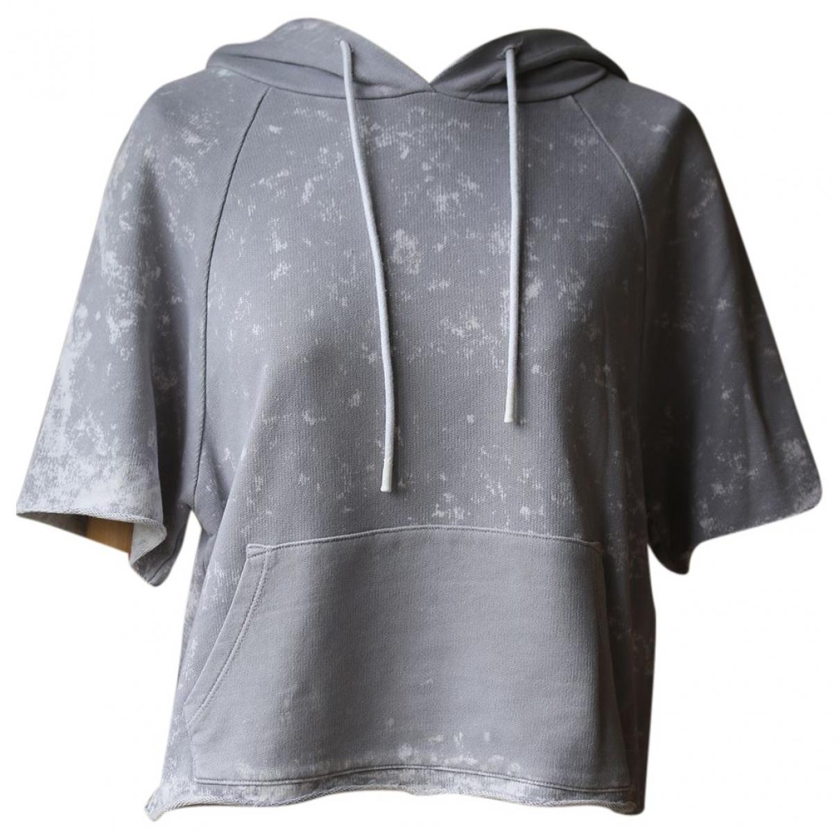 Cotton Citizen - Pull   pour femme en coton - gris