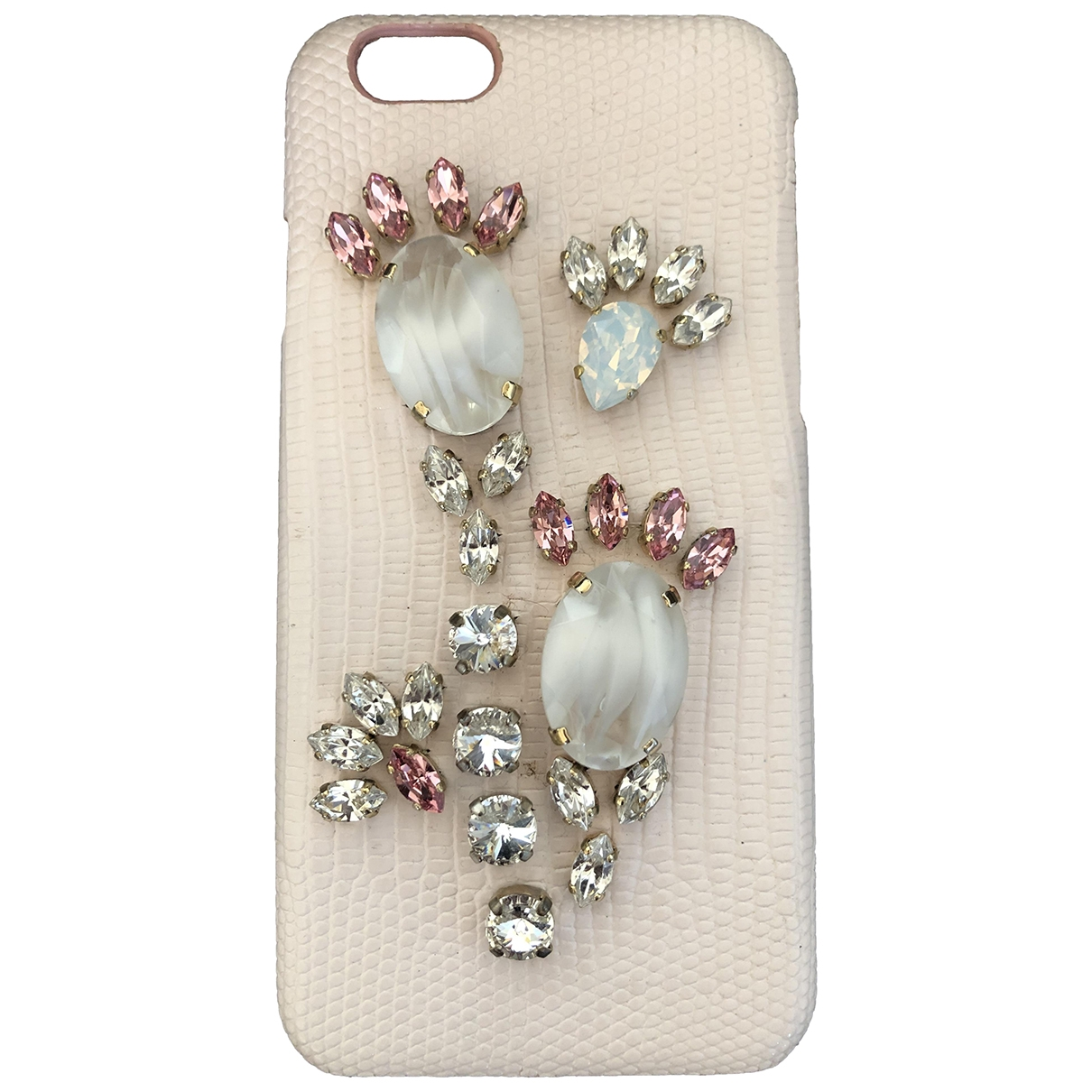 Dolce & Gabbana - Accessoires   pour lifestyle en cuir - rose