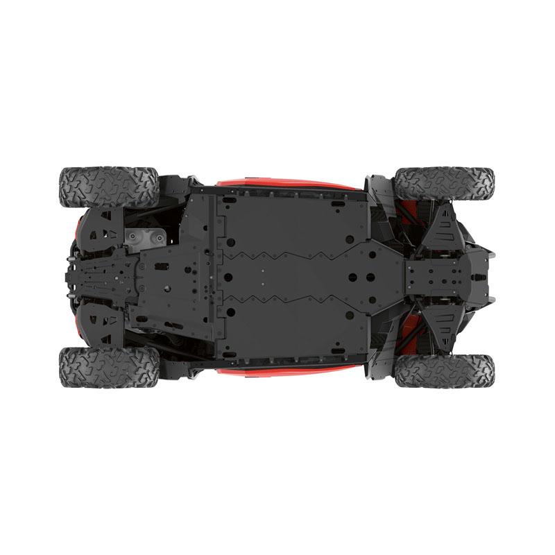 Can-Am HMWPE Front A-Arm Protectors for Maverick Sport