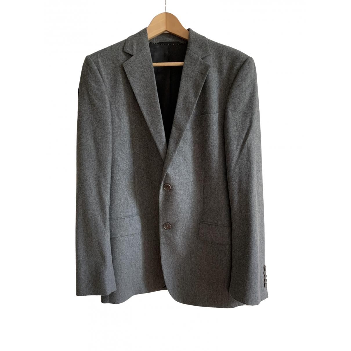 Drykorn - Vestes.Blousons   pour homme en laine - gris
