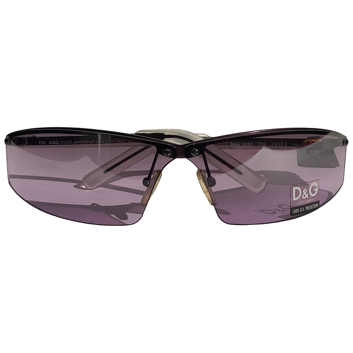 Dolce & Gabbana \N Purple Sunglasses for Women \N