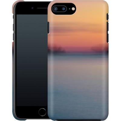 Apple iPhone 8 Plus Smartphone Huelle - Sea Sunset Abstract 2 von Joy StClaire