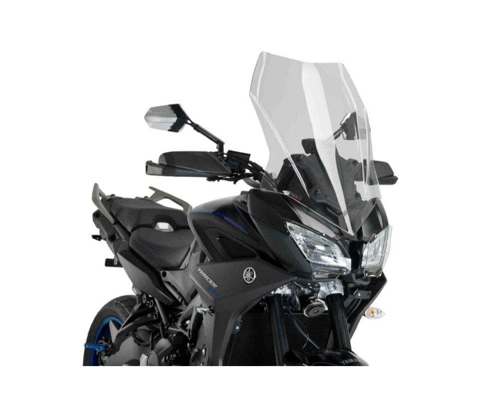 Puig 9725W Touring Windscreen - Clear Yamaha Tracer 900 2018