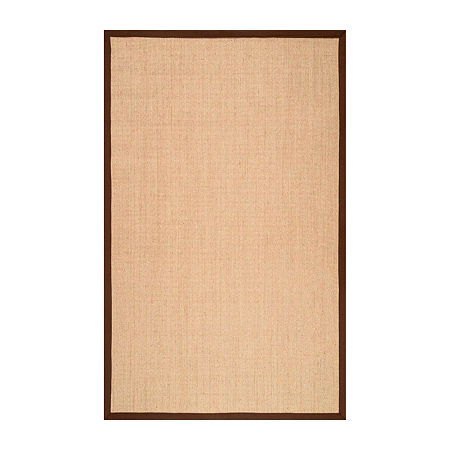 nuLoom Orsay Sisal Rug, One Size , Brown