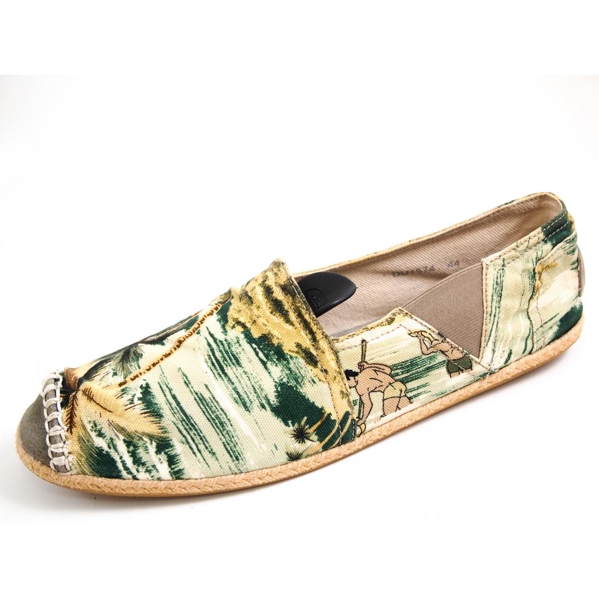 Dolce & Gabbana \N Multicolour Cloth Espadrilles for Men 44 EU