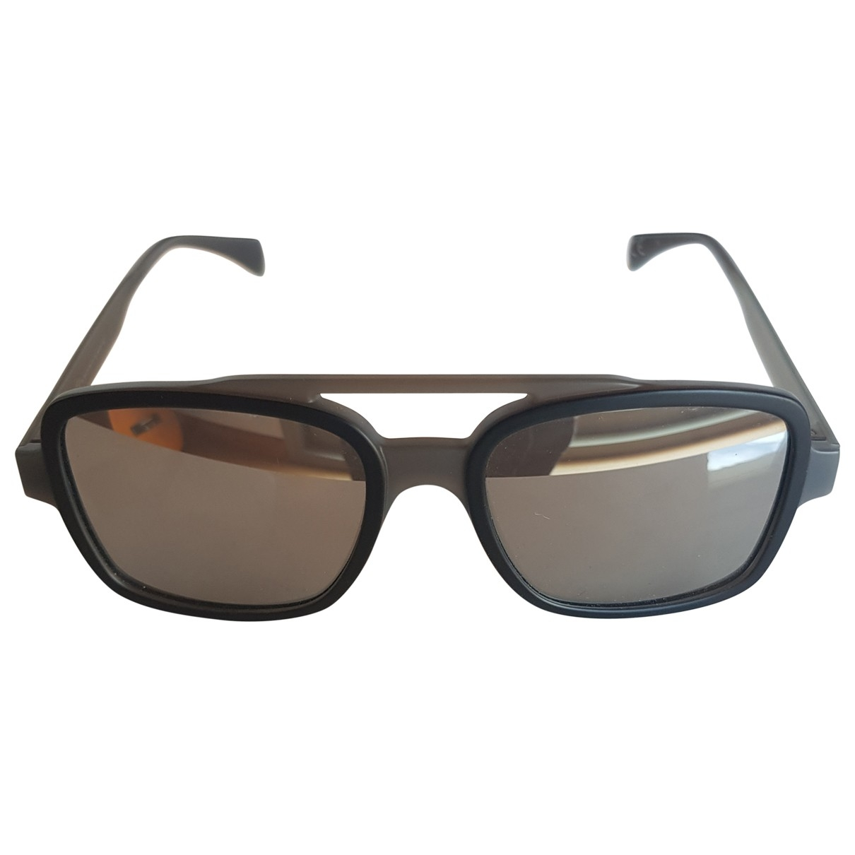 Italia Independent \N Grey Sunglasses for Men \N