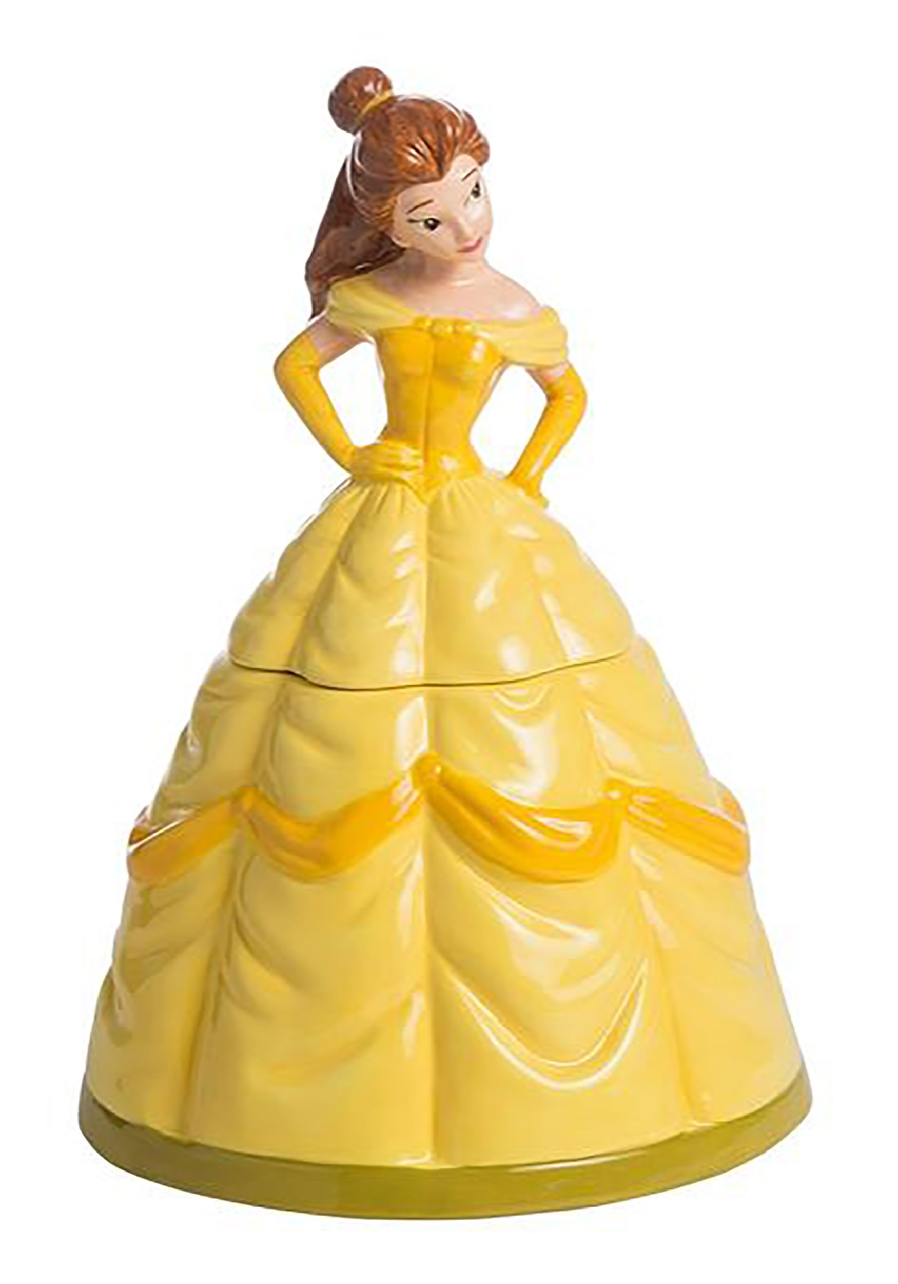 The Beauty & the Beast Belle Cookie Jar
