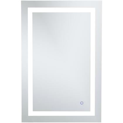 MRE12436 Helios 24In X 36In Hardwired Led Mirror With Touch Sensor And Color Changing Temperature